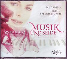 Musik wie Samt und Seide - Reader's Digest 5 CD Box  ( ohne Booklet )