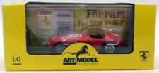 Coche de carreras de automodelismo y aeromodelismo color principal rojo de hierro fundido