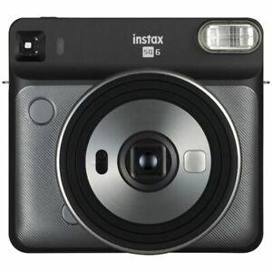Fujifilm Instax Square SQ6 Camera Graphite - NEW