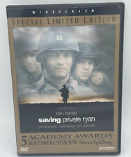 Saving Private Ryan - Special Limited Edition (Dvd, 1999)