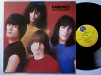 "RAMONES end of the century GERMANY VINYL LP 12"" 33 SIRE 1980"