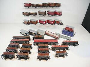 Job Lot 38 x Hornby Dublo Wagons