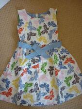Mini Boden Knee Length Sleeveless Party Girls' Dresses (2-16 Years)