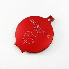 04-10 Billet Washer Fluid Cap Technology Red Fit Charger 300 JEEP Ram Dakota