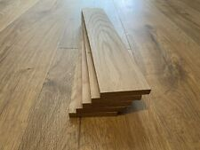 Oak Timber Offcuts 5 Pieces @ 400mm x 70mm x 10mm (Toasted European Oak)