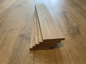 Toasted Oak Timber Offcuts 5 Pieces @ 400mm x 70mm x 10mm (European Oak)