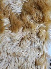 Edinburgh Teddy Bear Making Mohair Fabric Golden 17� X 28� Bw75 color 4704