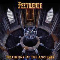 PESTILENCE - TESTIMONY OF THE ANCIENTS   VINYL LP NEU