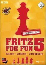 Fritz for Fun 5 von Halycon   Game   Zustand gut