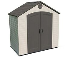 Lifetime Products 6418 Outdoor Storage Shed 8 x 5 ft. Storage Building