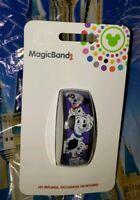 Disney Parks 101 DALMATIANS Purple Magic Band Magicband 2 New Lucky