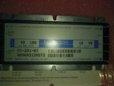 1x VICOR VI-231-03 , DC/DC Power Converter 48V 100W In, 12V 75W Out 5VDC 20Amp