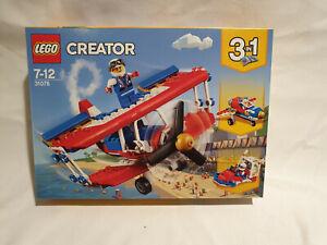Lego ® Boite Neuve Creator Avion de Voltige à Haut Risque ref 31076 NEW