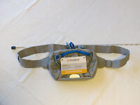 Outdoor Product Travel Gear Essential Waist Pack fannie Fanny grey blue 1243KMT