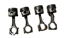 VW SCIROCCO 1K8 VW GOLF MK6 2.0 TDI CFG SET OF 4 PISTON WITH CON RODS