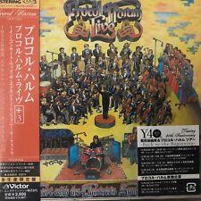 Procol Harum Live: In Concert with the Edmonton...(K2 HD CD.jp mini), VICP-75096