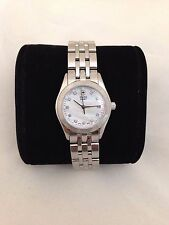 Ladies Victorinox Swiss Army 24849 Alliance Mother Of Pearl Dial Watch