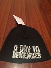 A Day To Remember - Beanie Hat Acrylic Knit  Black