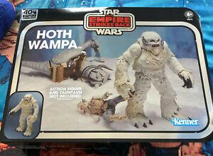 STAR WARS BLACK SERIES SIX INCH Hoth Luke Skywalker and Wampa Boxed Brand New
