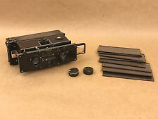 ICA - Polyscop Stereo 45 x 107 Rigid Body Camera w/Tessar- Zeiss 62mm F/4.5 Lens