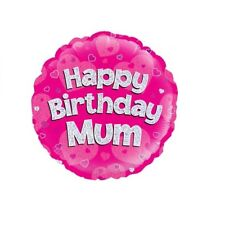 Mum Happy Birthday Foil Balloon 45 cm (18 inch) Party Decoration
