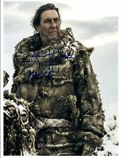 Ciaran Hinds Signed Autographed 8x10 Photo Game of Thrones Mance COA VD