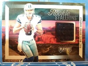 Mike White 2018 Playoff Rookie Stallions Jersey #39 Dallas Cowboys