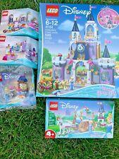 LEGO (41154) Cinderella Disney retired sets 5 kit bundle look 👀