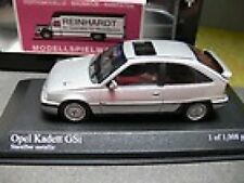 1/43 Minichamps Opel Kadett GSI 1989 silbermetallic 400 045972