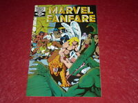 [Comic Comics Marvel USA] Marvel Fanfare #4 - 1982