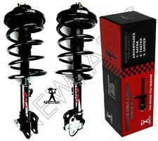 Fits Honda Odyssey Pair of Front Strut Assies with Coil Springs FCS Auto Set