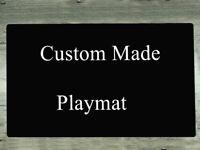 Custom Yugioh Playmat CCG TCG Mat Personalized DIY Trading Card Game Mat & Bag