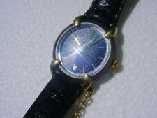 Elegant Chaumet Stainless Steel Case w/ Gold Lugs, Diamond Accent. Chaumet Box.