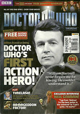 RARE Back Issue - DOCTOR WHO MAGAZINE #448 - WILLIAM RUSSELL - FREE Shipping