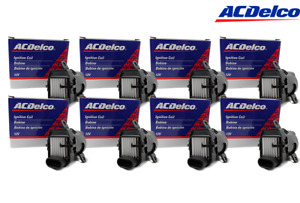 D585 ACDELCO UF262 Ignition Coils for Chevrolet GMC 5.3L 6.0L 4.8L C1251 SET 8