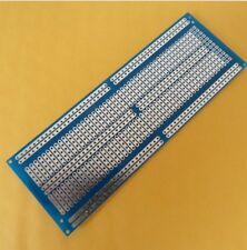 13x5 cm PCB Veroboard Prototype Stripboard Strip Vero Board breadboard BLUE B