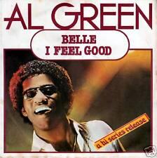"""AL GREEN """"Belle/I feel good"""" 7"""" RARO MAI ASCOLTATO 1978"""