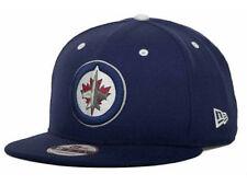 Winnipeg Jets New Era Primary Snapback Adjustable Hat Cap NHL Hockey Manitoba CA