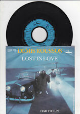 Semplificato Roussos Lost In Love (Feat. Florence Warner)/had to run