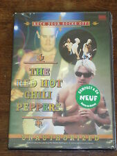 RED HOT CHILI PEPPERS Rock your socks off DVD NEUF