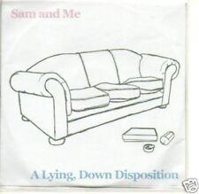 (240Q) Sam & Me, A Lying, Down Disposition - DJ CD