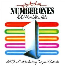 Hooked on Number Ones: 100 Non Stop Hits by Various Artists (CD, Feb-2012,...