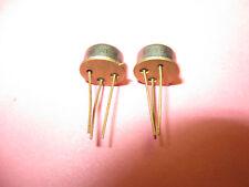 appairés Un lot de 2x 2SJ74 GR Toshiba 2 transistors 2SJ74GR matched