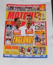 MATCH FOOTBALL MAGAZINE JUNE 5 SEASON 2003-2004