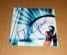 "Oleta Adams *Soul, Get Here*, original sig. CD Cover ""Come walk with me* mit CD"