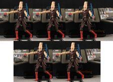 S242X5 Hasbro Star Wars 3.75 Figure 1 18 KI Adi Mundi Jedi Master Council Light