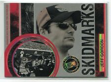 2006 Press Pass Eclipse Skidmarks Holofoil 14 Jeff Gordon Race-Used Tire 141/250