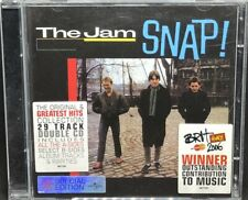 THE JAM - SNAP!, DOUBLE CD ALBUM, (2006).