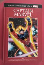 MARVEL LE MEILLEUR DES SUPER HEROS - CAPTAIN MARVEL - COMICS - VF - 25 - 4276