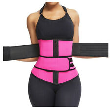 Women Waist Trainer Corset Sliming Body Shaper Tummy Control Girdle Band Fitness
